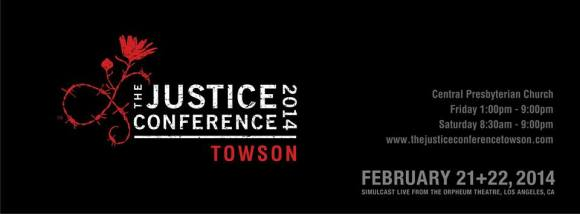 Justice Conference 2014