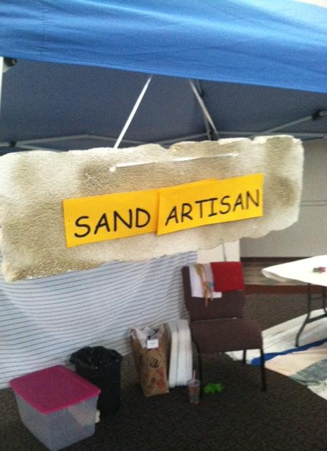 Sand Artisan tent