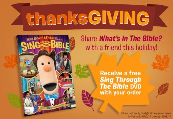WhatsintheBible - thanksGIVING - Nov14