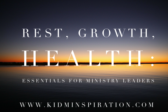 Rest, Growth, Health