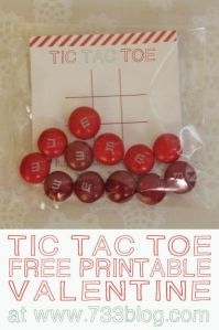 Valentine Game - Tic Tac Toe